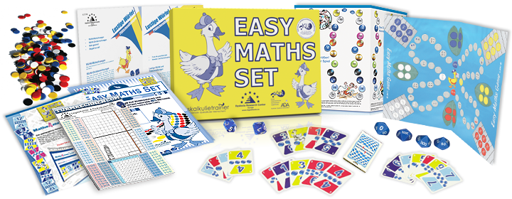 Easy Maths Set